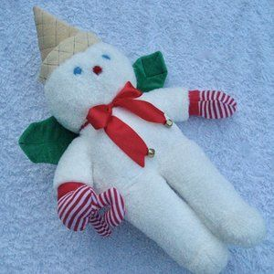 "Mr Bingle New Orleans 25"" Plush Snowman Stuffed"